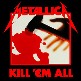 Album di debutto per i Metallica