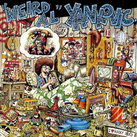 Weird Al Jankovic re delle parodie musicali