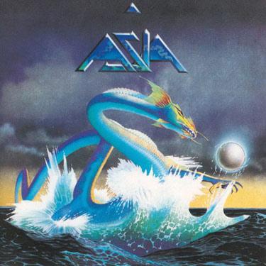 La cover di Asia