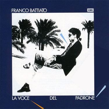 Franco Battiato e La voce del padrone