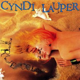 Secondo album per Cyndi Lauper