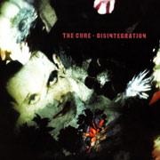 La copertina di Disintegration