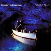 La copertina di Ocean rain