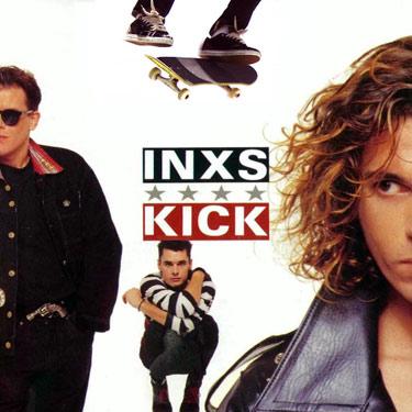 Dall'Australia il successo degli INXS