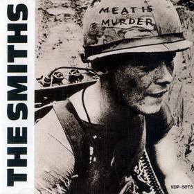 La versione inglese della cover del disco degli Smiths