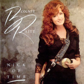 Nick of time di Bonnie Raitt