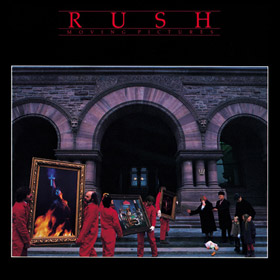 Moving pictures dei Rush