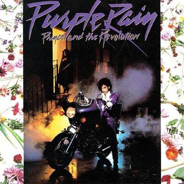 Prince e Purple rain