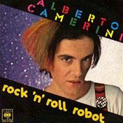 Alberto Camerini arlecchino elettronico