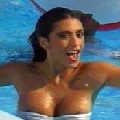 La prorompente Sabrina Salerno