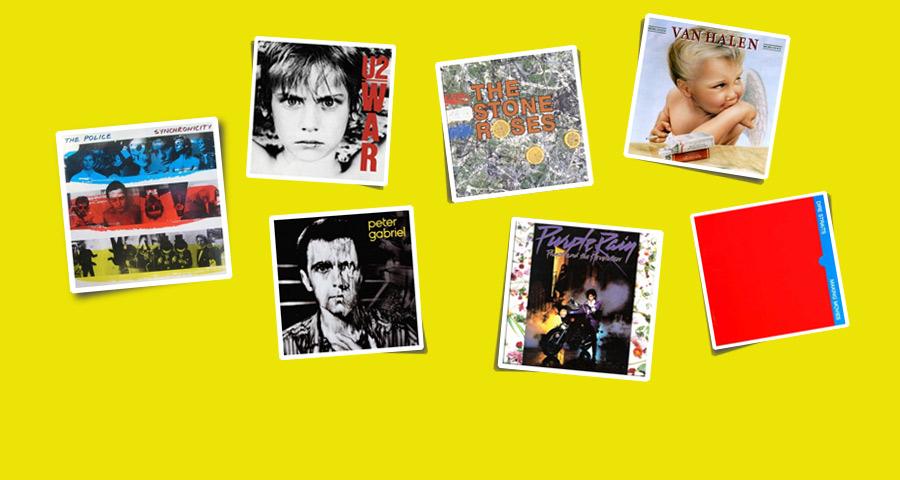 la musica negli anni 80