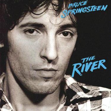 La copertina di The river