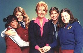 La signora Garrett e le sue ragazze