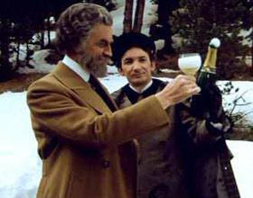 Lupin e il fedele Grognard