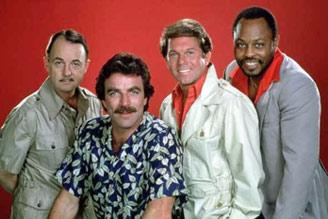 Il cast di Magnum