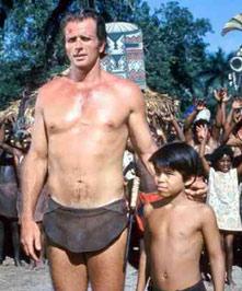 Tarzan e il piccolo Jai